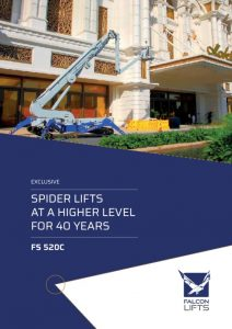 thumbnail of FS 520C Brochure