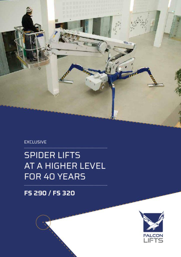 thumbnail of FS 290 FS320 Brochure
