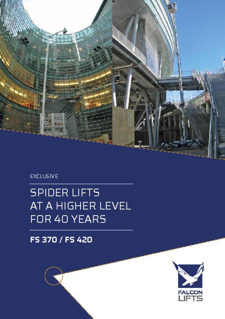 thumbnail of FS 370 FS420 Brochure